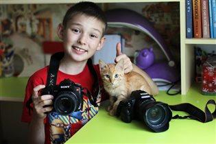 Фотографы ))