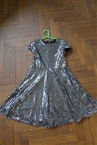 Платье acoola бу 2 раза на концерты в музыкалке