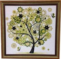 Алмазная мозаика Чудо-дерево