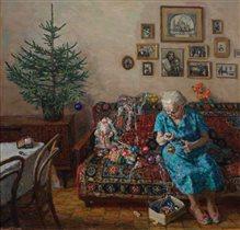 Новый год в Институте русского реалистического искусства