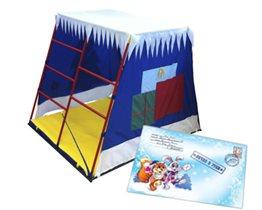 Подарок на Новый год от 'Раннего старта' - игровой чехол-накидка на спорткомплексы