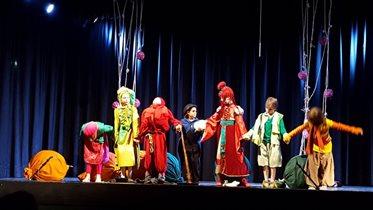 Международный фестиваль зарубежных детских и юношеских театров, играющих спектакли на русском языке