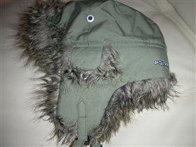 шапка-ушанка Poivre Blank