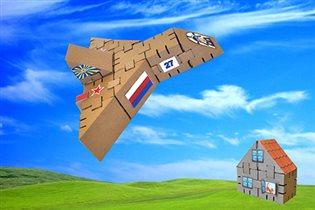 Мастер-классы «Собери свой самолет!»