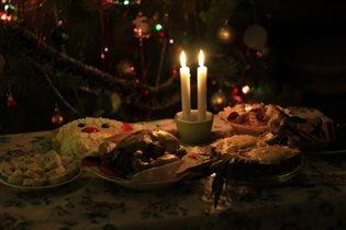 Волшебная новогодняя ночь