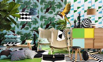 Новая дизайн-коллекция в ИКЕА: бразильские мотивы и скандинавский минимализм