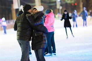 В День святого Валентина на катке ВДНХ состоится массовое признание в любви