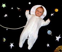 маленький космонавт