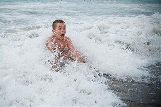 Вот это волна!