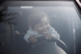 Юный водитель
