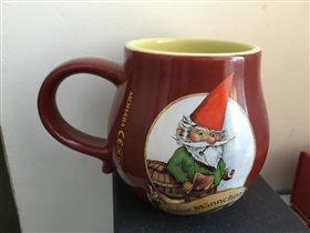 Чашка для глинтвейна - немецкая. Цена 100р