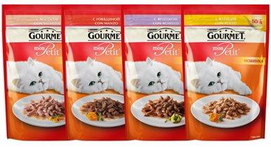 Преимум-корм для кошек. Новинка Gourmet® Mon Petit - удовольствие без остатка