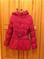 Куртка 152 см на весну 500 рублей