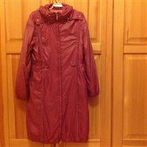 Пальто 146 см на весну 500 рублей