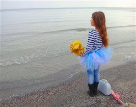 Ну,море,здравствуй...