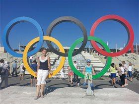 С мамой по олимпийскому Сочи!