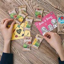 Батончики Bitey для детей: здорово и вкусно