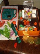 Подарочки от Ольги Oazis