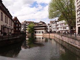 Весна в  Страсбурге