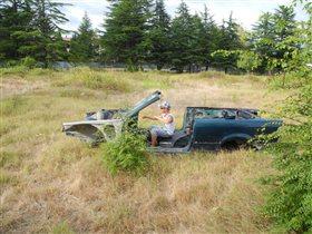Путешествовал,путешествовал вдруг машина сломалась