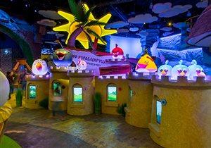 Парку активного отдыха Angry Birds Activity Park - 1 год!