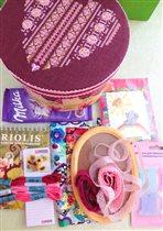 Сердечные подарки от Ульяны!