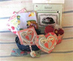 Сердечные совушки от Юли-Lyasia