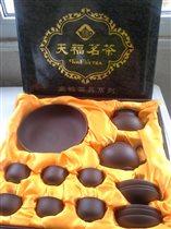 Набор на 6 персон для чайной церемонии(Китай) 200р
