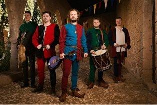Группа  Drolls выступит на 'Турнире Святого Георгия'