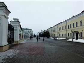 Главная улица Кремля