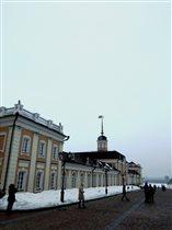 Кремль. Главный корпус Пушечного двора