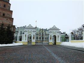Кремль. Президентский дворец
