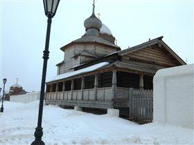 Свияжск. Троицкая церковь