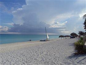 Штиль,рай,карибское море
