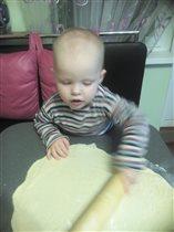 Будем делать пирожки)