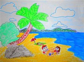 Мечты о море!