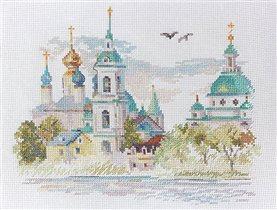 Ростов Великий.Спасо-Яковлевский монастырь - Алиса