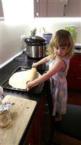 Хочещь, я тебя научу пироги печь