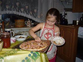 Начинающий повар