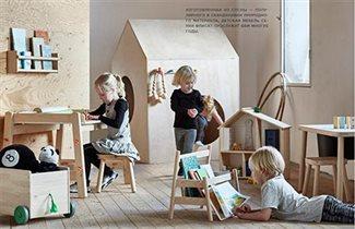 Мебель «на вырост»: новая детская серия ИКЕА