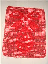 Салфетка пасхальная 21 см х 27 см Цена 100 руб