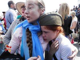 9 мая в Киеве