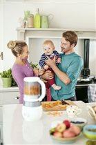 Прикорм для малыша: пароварка-блендер Philips Avent «4 в 1»