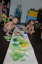 Юные художники