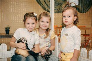 Международный день защиты детей на зооферме БеБеКа!