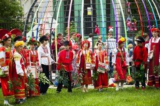 Второй Большой фестиваль Московских школ искусств