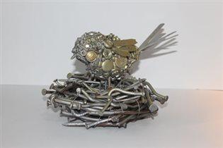 Бытовые отходы - в «Чистое искусство». Выставка юных умельцев в КЦ 'ЗИЛ'