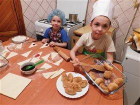 Ребята-пекарята...