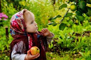 Яблочки)