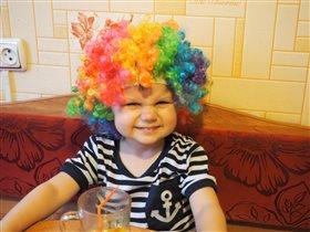 С улыбкой по жизни...Наш весёлый клоун Сёма)))